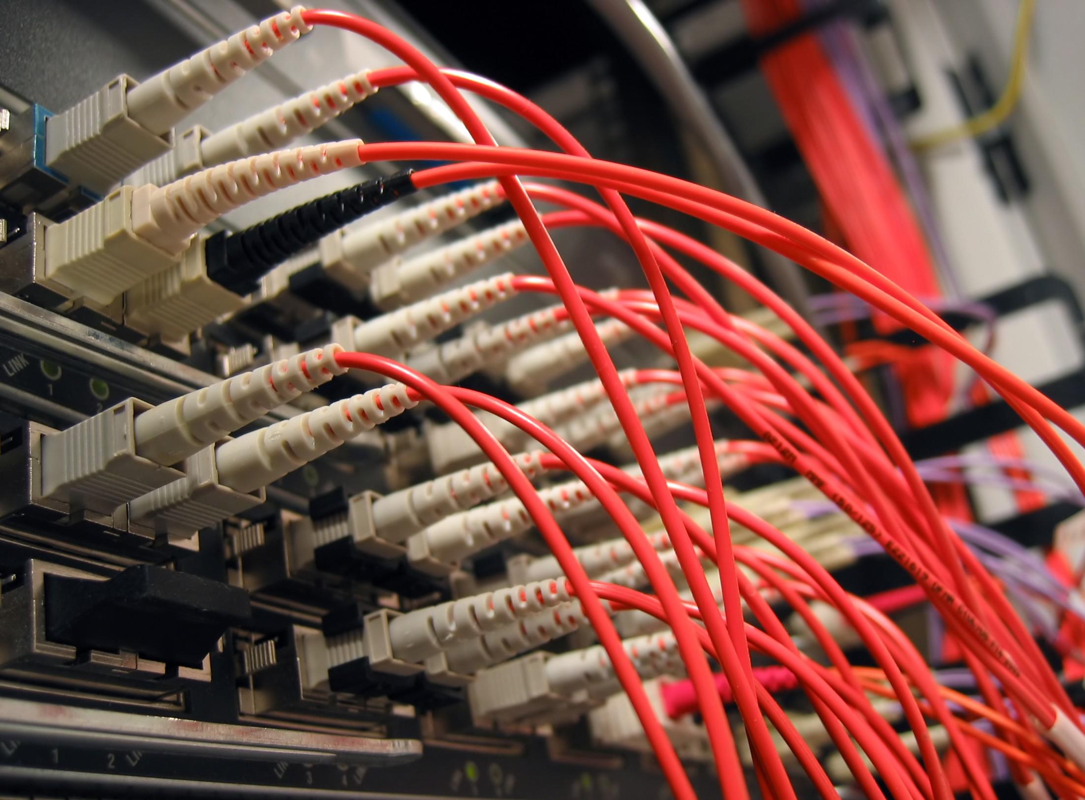 оборудование для оптического кабеля соблюдать определенное правило